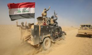 """الجيش العراقي يُطلق عملية لملاحقة """"داعش"""" حتى سوريا"""