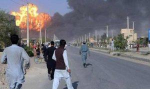 انفجار قوي يهز وسط كابول