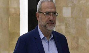 قماطي: هناك توجه لعقد جلسة قريبة لمجلس الوزراء