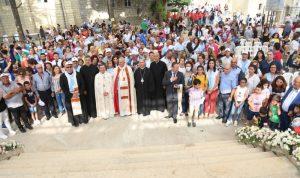 يوم العائلة في مطرانية بيت الدين