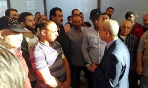 خير أشرف على عودة اللبنانيين من كازاخستان.. وهذا ما كشفه