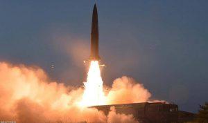 كوريا الشمالية تطلق صاروخين بالستيين