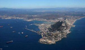 """احتجاز سفينة """"تنقل النفط إلى سوريا"""" في جبل طارق"""