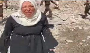 من دمار ادلب.. ناشطة اميركية برسالة مؤثرة الى ترامب (فيديو)