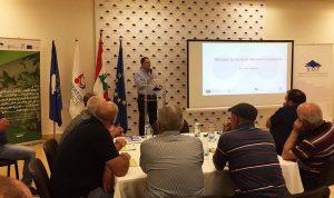 مؤسسة رنيه معوض تطلق دليل الإنتاج المتكامل لسلسة الأفوكادو في عكار