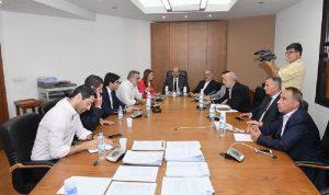 خيرالله الصفدي اجتمعت بلجنة الشباب: للتعاون مع السلطة التشريعية