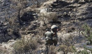 صاروخ سوري في شمال قبرص؟