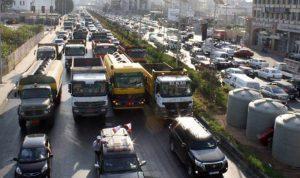 اضراب لاتحادات ونقابات النقل