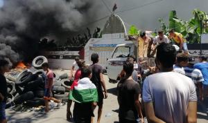 """الفصائل الفلسطينية بصور: للاعتصام الثلثاء رفضاً لقرار """"العمل"""""""