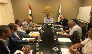 الجميل حمل السلطة مسؤولية كم الأفواه في الجامعة اللبنانية