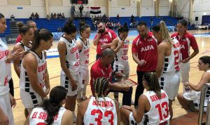 فوز ثان لمنتخب لبنان في بطولة غرب آسيا للسيدات