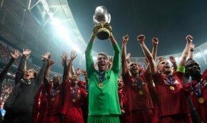 ليفربول يخطف لقب كأس السوبر الأوروبي رغم تألق تشيلسي