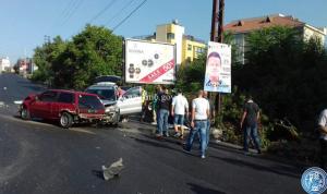 بالصور: حادث سير مروع على اوتوستراد جونية