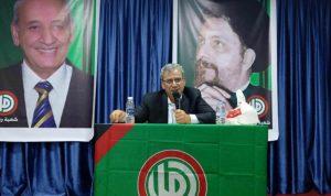 بزي: لاستحضار نهج الصدر من أجل تثبيت دعائم الوحدة الوطنية