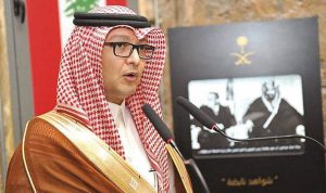 البخاري: تم إجلاء 870 مواطنا سعوديا من لبنان