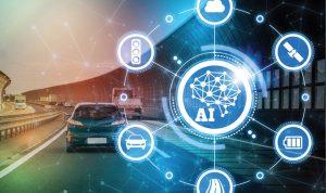 الذكاء الإصطناعي… أساسي في السيارات المستقبلية