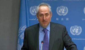 """بعد هجوم الضاحية… الأمم المتحدة تدعو لـ""""ضبط النفس"""""""