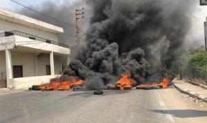 إعادة فتح طريق الضنية – طرابلس