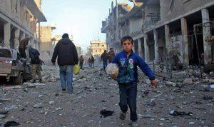 احتدام المعارك في إدلب