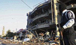 """قتيلان من """"الحشد الشعبي"""" في قصف لمخازن عتاد"""
