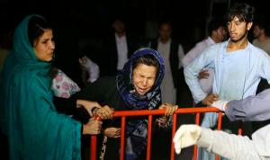 """بالفيديو والصور: زفافٌ """"دموي"""" في أفغانستان!"""