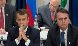 رئيس البرازيل: أوروبا لن تعلمنا شيئا يخص البيئة