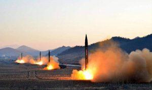"""كوريا الشمالية: تجربة منصة اطلاق صواريخ """"فائقة الضخامة"""""""