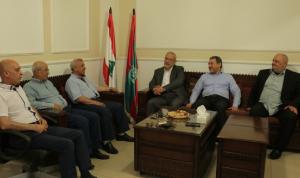 قماطي التقى سعد: للعودة إلى عقد جلسات مجلس الوزراء