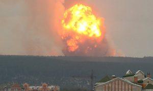 انفجار نووي في روسيا.. كارثة تشيرنوبل جديدة؟