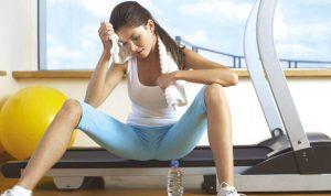أسباب أوجاع المعدة بعد الرياضة