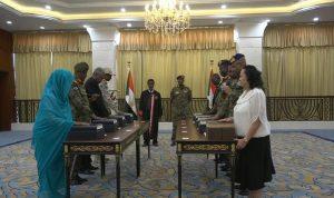 مرحلة تاريخية جديدة في السودان