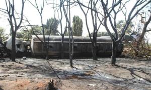 ارتفاع حصيلة ضحايا انفجار صهريج الوقود في تنزانيا