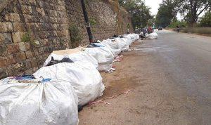 النفايات في الشوارع هي الأخطر… ووزير البيئة «ناطر» الحريري
