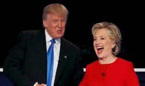 موقع حملة ترامب لانتخابات 2020 يسخر من هيلاري كلينتون