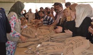 """إنطلاق """"المشروع الإماراتي لتوزيع الأضاحي وكسوة العيد"""""""