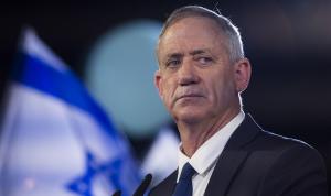 غانتس يحذر من حرب أهلية بين اليهود والعرب