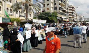 وقفة لاهالي موقوفي ملف عبرا: لإقرار العفو العام