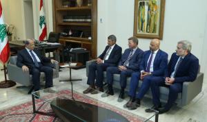 عون: حريصون على تعزيز العلاقات اللبنانية – الاسترالية