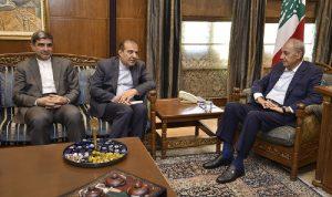 مسؤول إيراني من عين التينه: لتزخيم التشاور حول الأزمة السورية