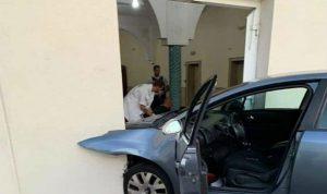 رجل يحاول اقتحام مسجد في شرق فرنسا
