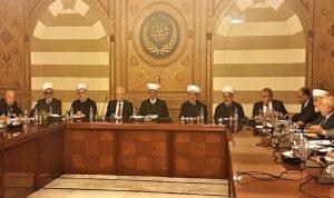 المجلس الشرعي الأعلى: للترفع فوق المصالح الشخصية والمناطقية