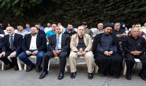 قبيسي: من تعامل مع الصهاينة لا مكان له في ارض الشرفاء