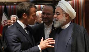 الإليزيه: ماكرون طلب من روحاني بوادر واضحة بشأن الاتفاق النووي
