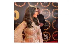 نادين نجيم افضل ممثلة عربية للعام 2019