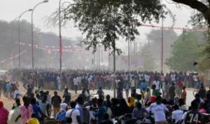تظاهرات في عاصمة النيجر ضد الحكومة