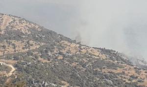 مدفعية الجيش الإسرائيلي تستهدف بالقذائف مزارع شبعا