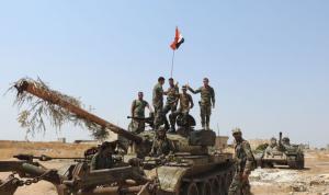 إحباط هجوم بطائرات مسيرة على مواقع عسكرية في حماة