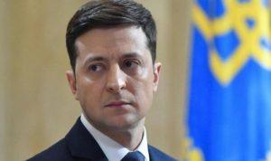 """بسبب """"مكالمة ترامب"""".. رئيس أوكرانيا يواجه عاصفة"""