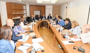 اللجنة الفرعية تابعت دراسة قانون الشراء العام