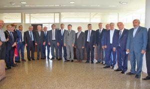 أفيوني: ما يحتاج إليه لبنان بناء اقتصاد عصري ومستدام